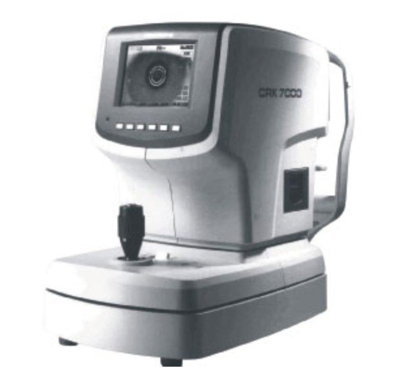 Computerised eye testing